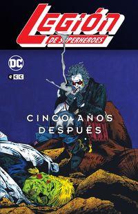 LEGION DE SUPERHEROES - 5 AÑOS DESPUES 2 / 3