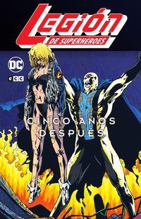 LEGION DE SUPERHEROES - 5 AÑOS DESPUES 3 / 3