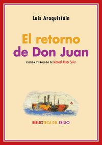 RETORNO DE DON JUAN, EL