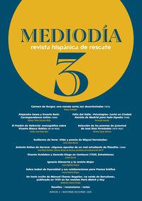 MEDIODIA 3 - REVISTA HISPANICA DE RESCATE