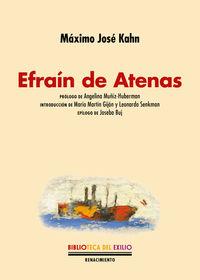 EFRAIN DE ATENAS