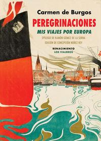 PEREGRINACIONES - MIS VIAJES POR EUROPA - (SUIZA, DINAMARCA, SUECIA, NORUEGA, ALEMANIA, INGLATERRA, PORTUGAL)