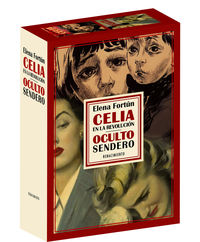 (ESTUCHE) ELENA FORTUN - CELIA EN LA REVOLUCION + OCULTO SENDERO