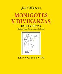 MONIGOTES Y DIVINANZAS - EN 65 VIÑETAS