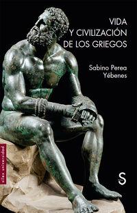 VIDA Y CIVILIZACION DE LOS GRIEGOS