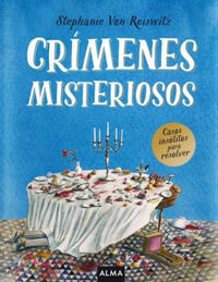 CRIMENES MISTERIOSOS