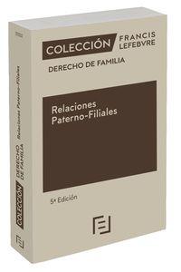 (5 ED) RELACIONES PATERNO-FILIALES