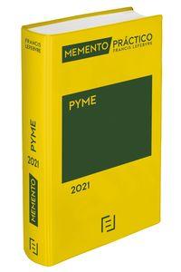 MEMENTO PRACTICO PYME 2021
