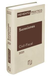 MEMENTO PRACTICO SUCESIONES (CIVIL-FISCAL) 2021