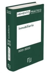 MEMENTO PRACTICO INMOBILIARIO 2021-2022