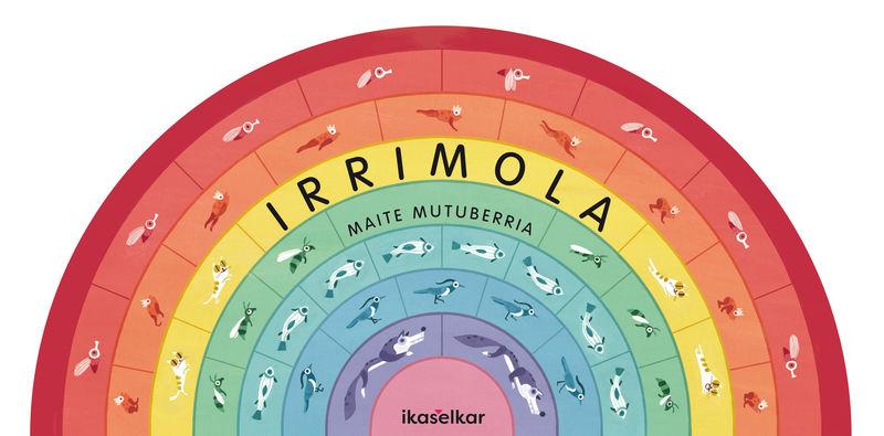 irrimola (liburu borobila) - Maite Mutuberria Larrayoz