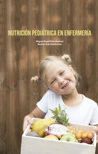 NUTRICION PEDIATRICA EN ENFERMERIA