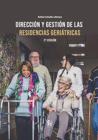 (2 ED) DIRECCION Y GESTION DE LAS RESIDENCIAS GERIATRICAS
