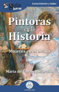 PINTORAS EN LA HISTORIA - MUJERES EN EL OLVIDO