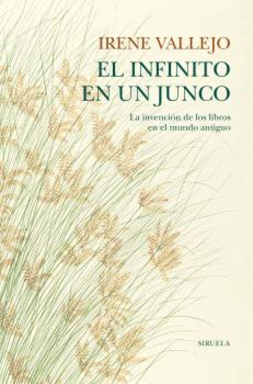 infinito en un junco, el - la invencion de los libros en el mundo antiguo (premio nacional ensayo 2020) - Irene Vallejo