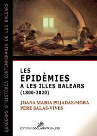 LES EPIDEMIES A LES ILLES BALEARS (1800-2020)