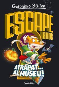ESCAPE BOOK - ATRAPAT. .. AL MUSEU!