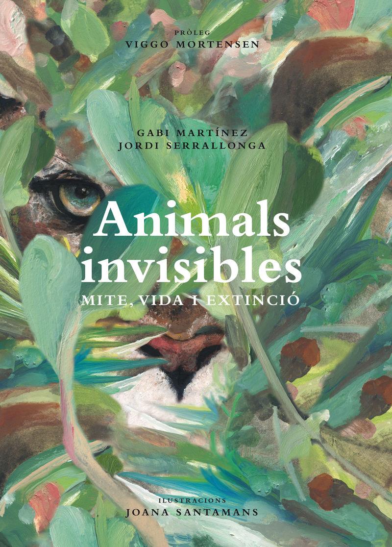 MITE, VIDA I EXTINCIO - ANIMALS INVISIBLES