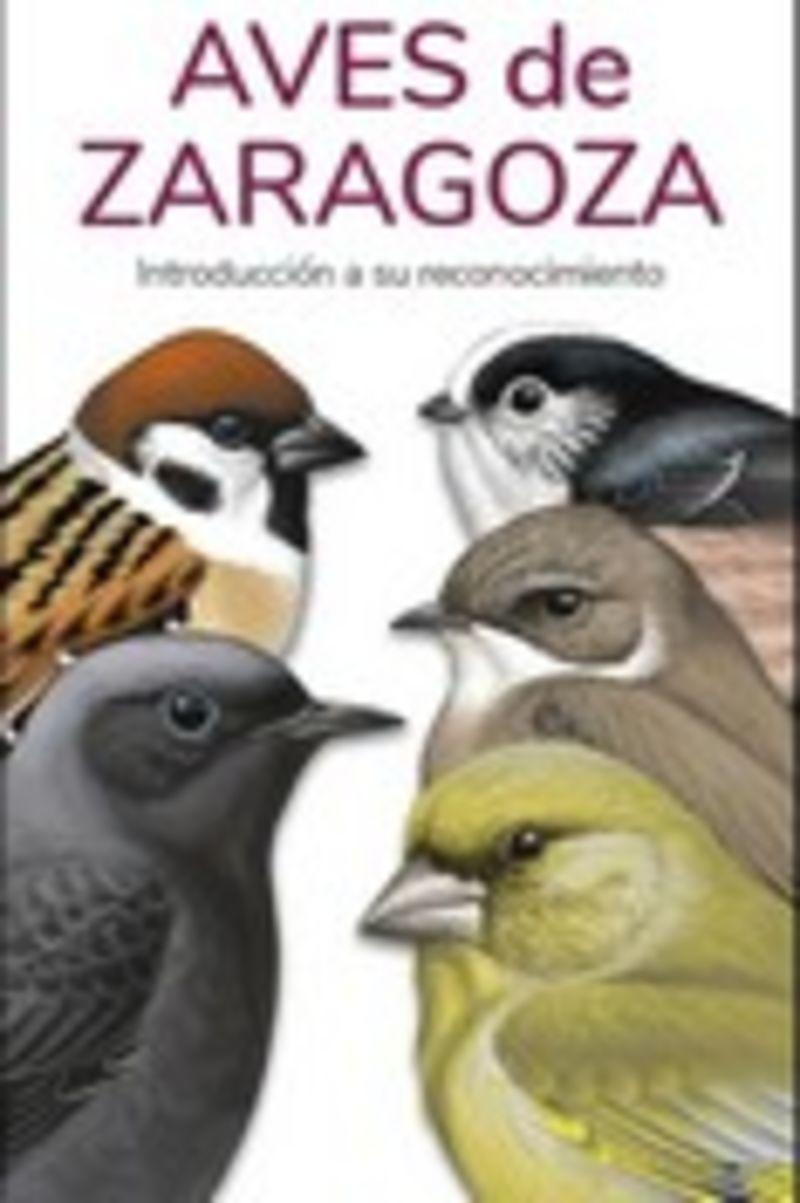 AVES DE ZARAGOZA - GUIAS DESPLEGABLES TUNDRA