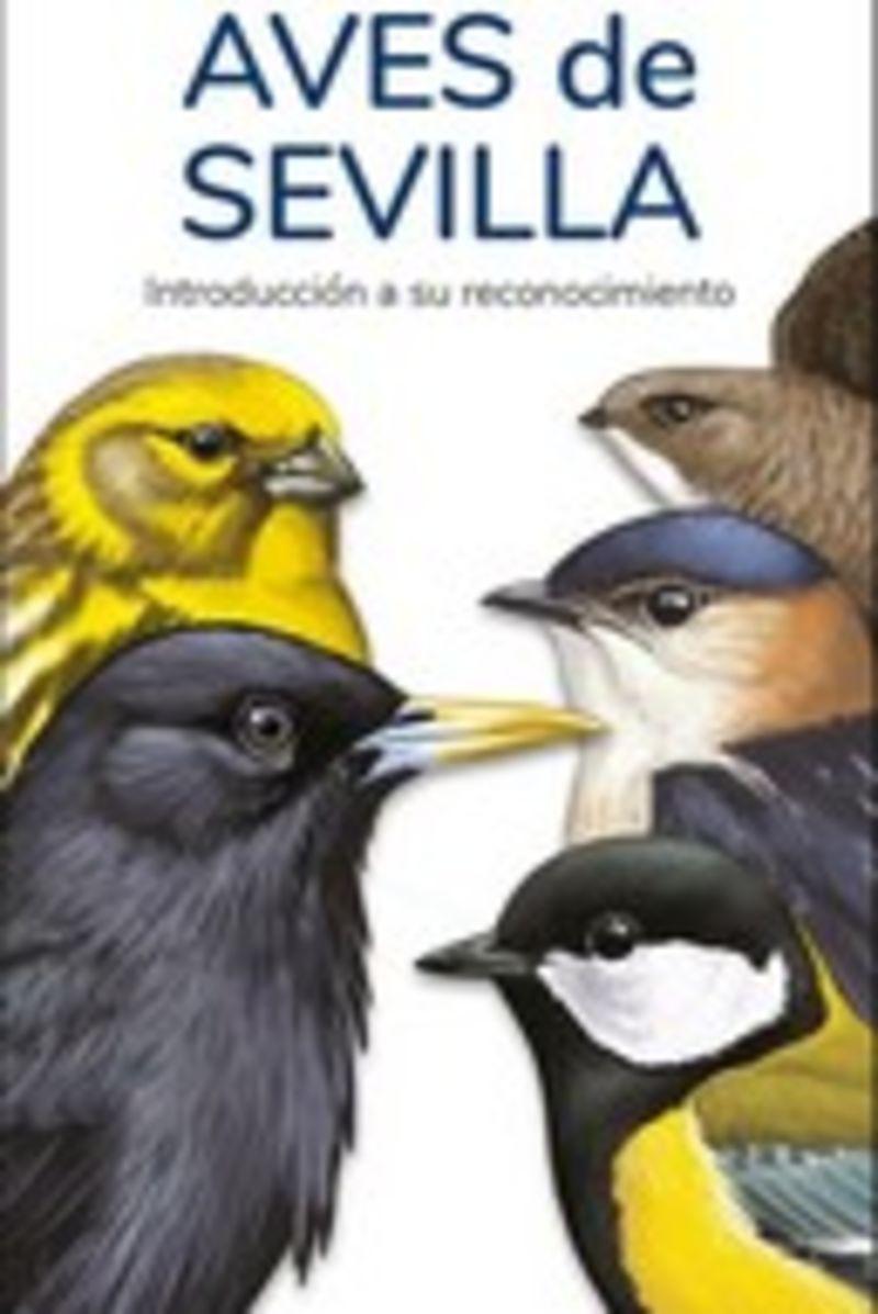 AVES DE SEVILLA - GUIAS DESPLEGABLES TUNDRA