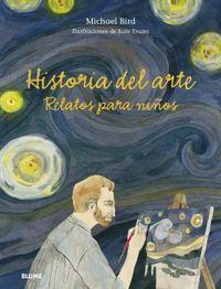 HISTORIA DEL ARTE - RELATOS PARA NIÑOS