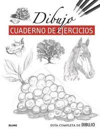 GUIA COMPLETA DE DIBUJO - DIBUJO. CUADERNO DE EJERCICIOS