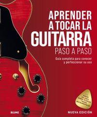 APRENDER A TOCAR LA GUITARRA - PASO A PASO