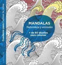 MANDALAS - NATURALEZA Y ANIMALES