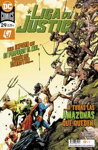 LIGA DE LA JUSTICIA 107 / 29