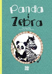 PANDA I ZEBRA