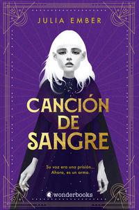 CANCION DE SANGRE