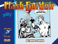 FLASH GORDON 3 (1955-1957) - RETORNO A MONGO