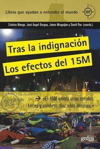 TRAS LA INDIGNACION. EL 15M: MIRADAS DESDE EL PRESENTE