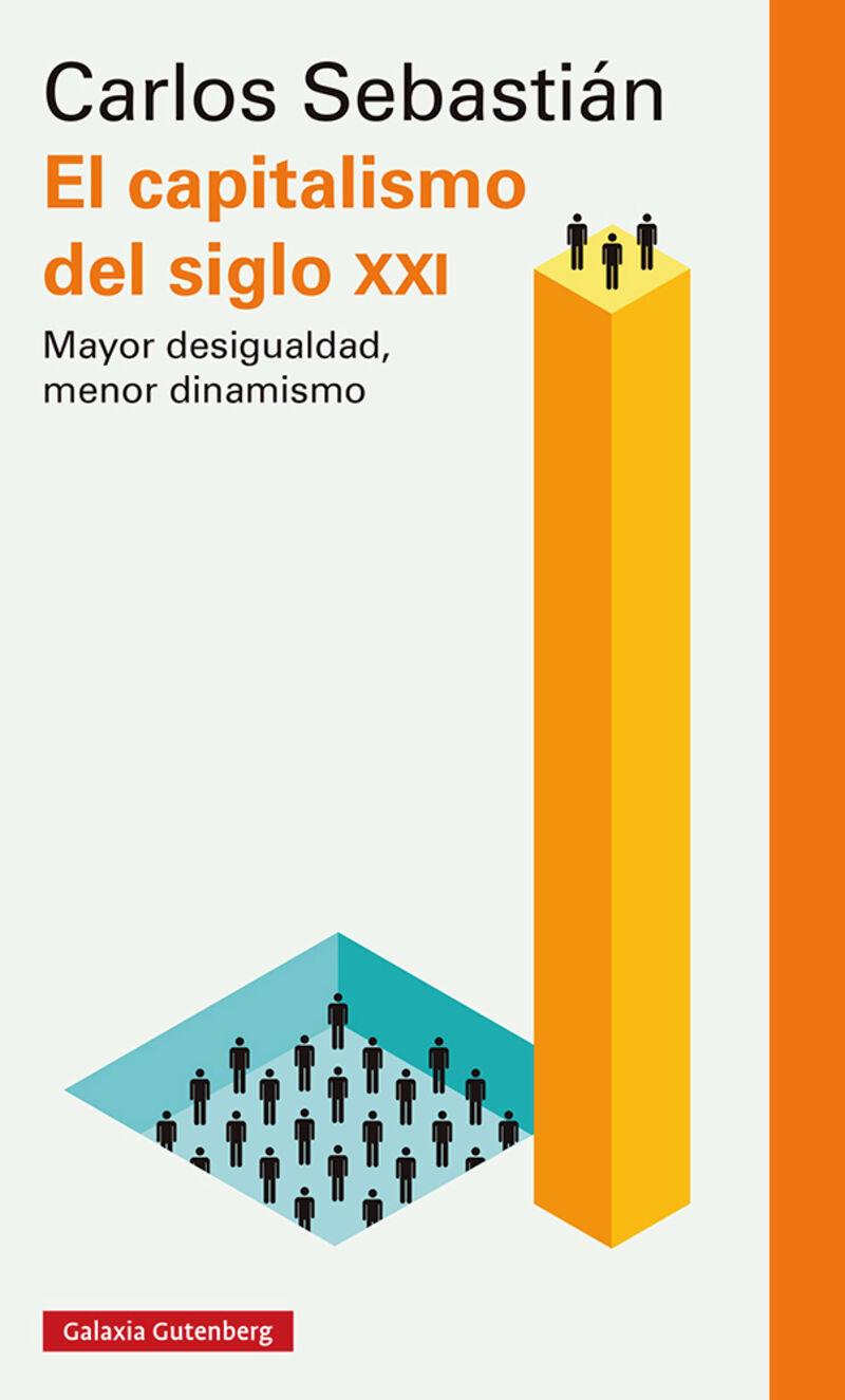 CAPITALISMO DEL SIGLO XXI, EL - MAYOR DESIGUALDAD, MENOR DINAMISMO
