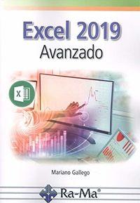 EXCEL 2019 - AVANZADO