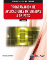 CP - PROGRAMACION DE APLICACIONES ORIENTADAS A OBJETOS - IFCD043PO