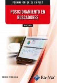 CP - POSICIONAMIENTO EN BUSCADORES - ADGD211PO