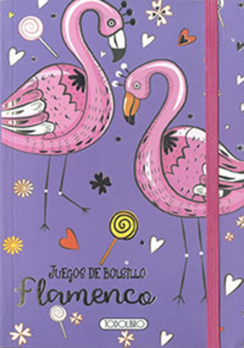 FLAMENCO (T5045001) - JUEGOS DE BOLSILLO