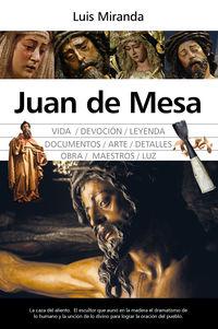 JUAN DE MESA - LA CAZA DEL ALIENTO