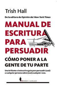MANUAL DE ESCRITURA PARA PERSUADIR