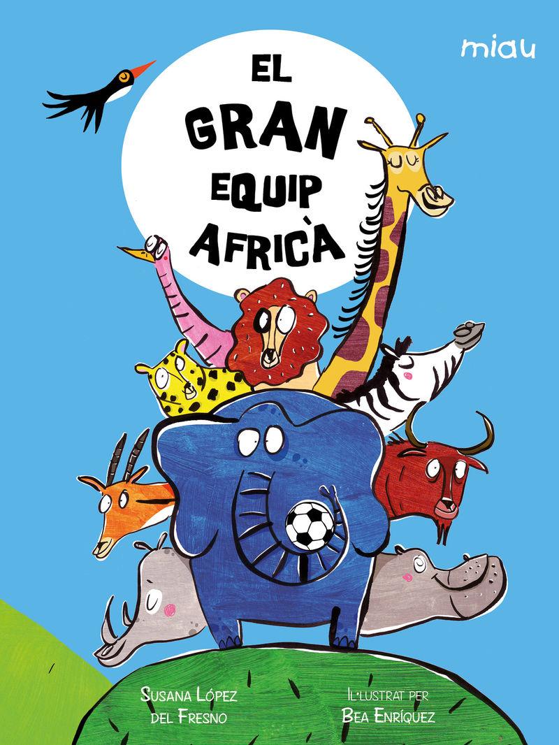 EL GRAN EQUIP AFRICA