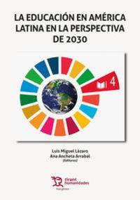 LA EDUCACION EN AMERICA LATINA EN LA PERSPECTIVA DE 2030