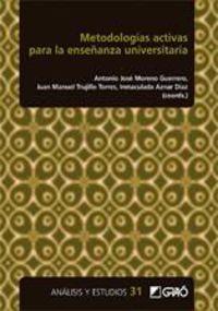 METODOLOGIAS ACTIVAS PARA LA ENSEÑANZA UNIVERSITARIA