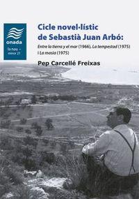 CICLE NOVELLISTIC DE SEBASTIA JUAN ARBO
