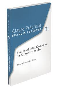 CLAVES PRACTICAS SECRETARIO DEL CONSEJO DE ADMINISTRACION