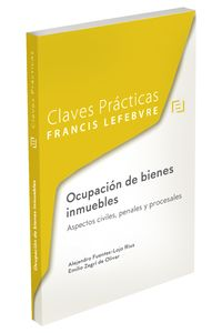 OCUPACION DE BIENES INMUEBLES - ASPECTOS CIVILES, PENALES Y PROCESALES