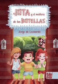 JOTA Y EL MISTERIO DE LAS BOTELLAS