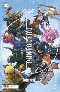 batman / fortnite: punto cero 2 / 6 - Donald Mustard / Christos N. Gage