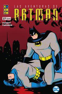 LAS AVENTURAS DE BATMAN 27