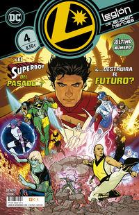 LEGION DE SUPERHEROES 4